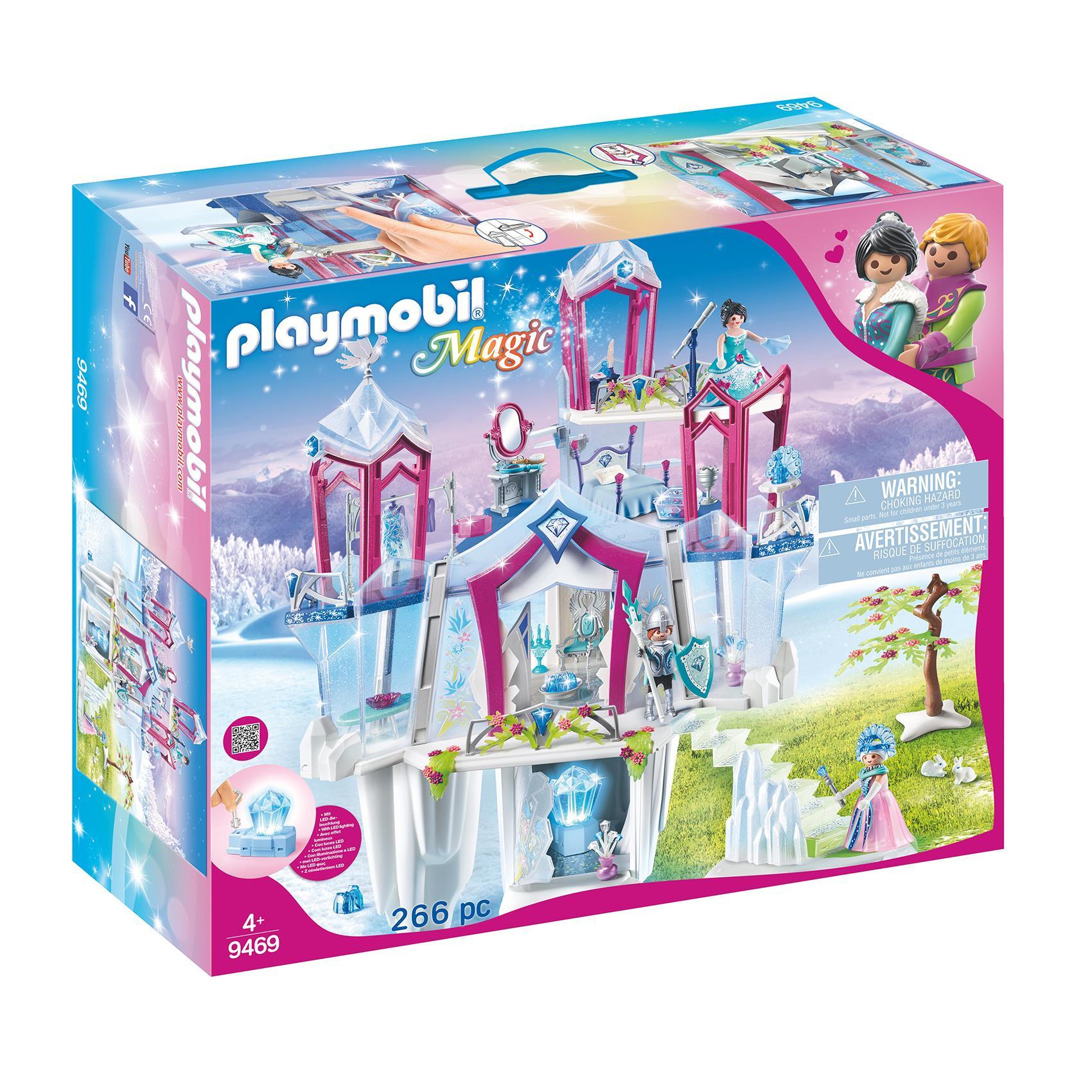 Bajeczny pałac kryształowy Playmobil