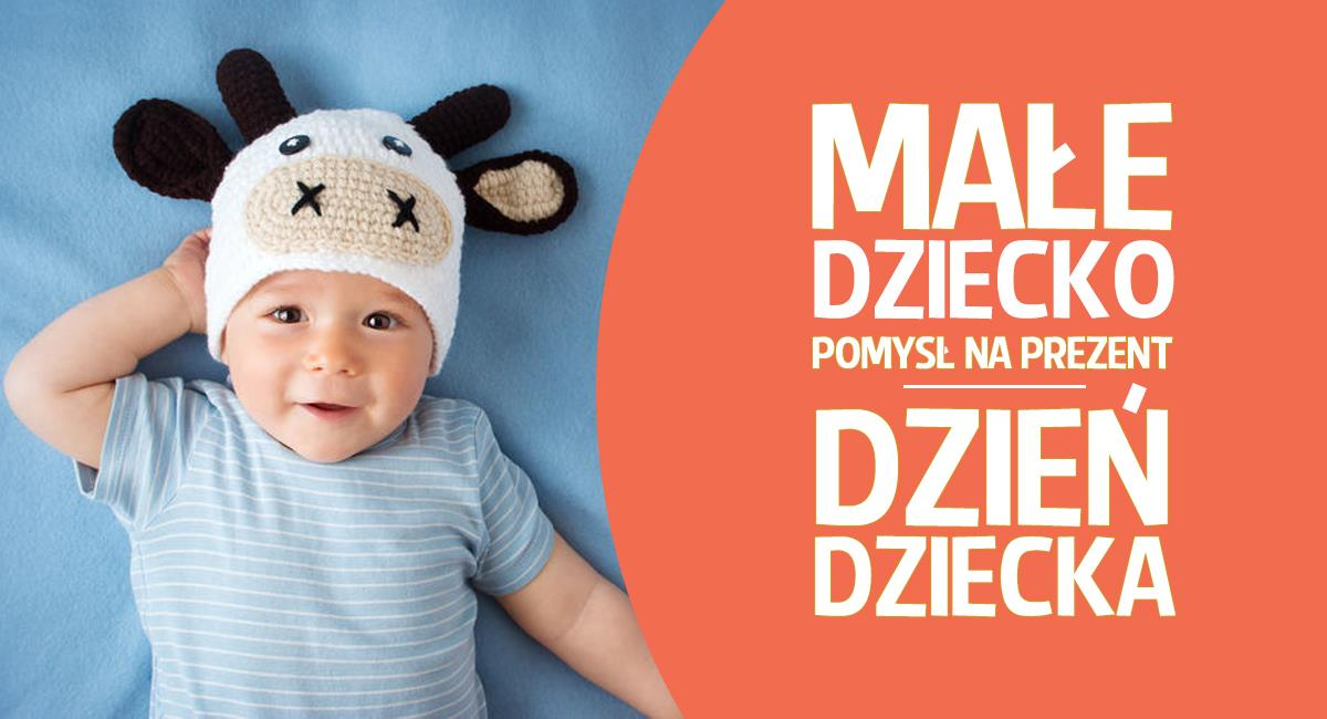 Pomysły na prezent na Dzień Dziecka dla niemowlaka