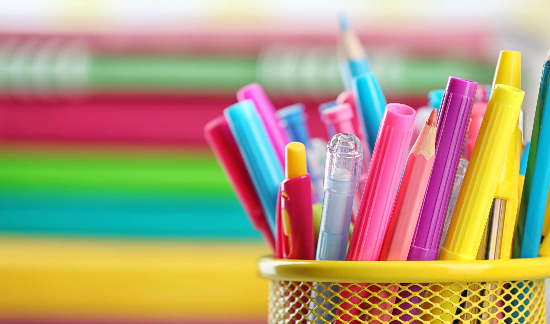 Wyprawka szkolna – najciekawsze przybory piśmiennicze