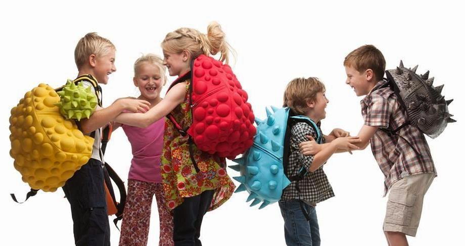 Plecaki szkolne - top najbardziej orginalnych