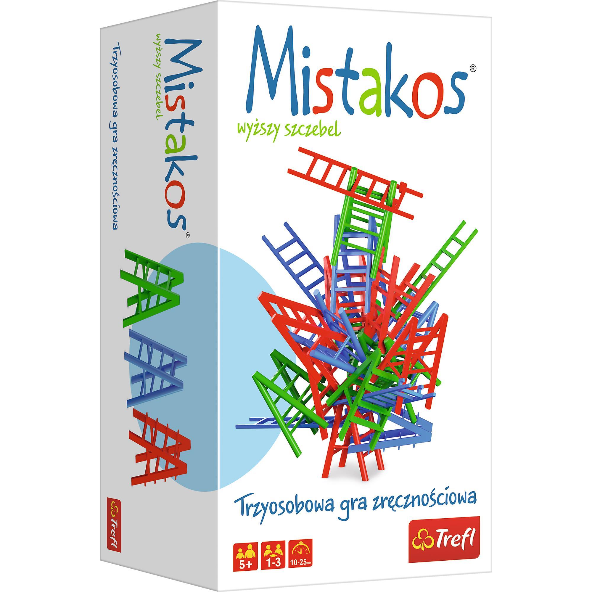 Mistakos Drabiny - Wyższy Szczebel