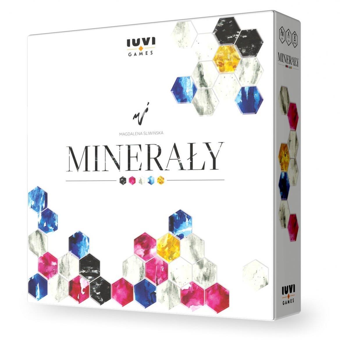 Minerały - gra dla całej rodziny