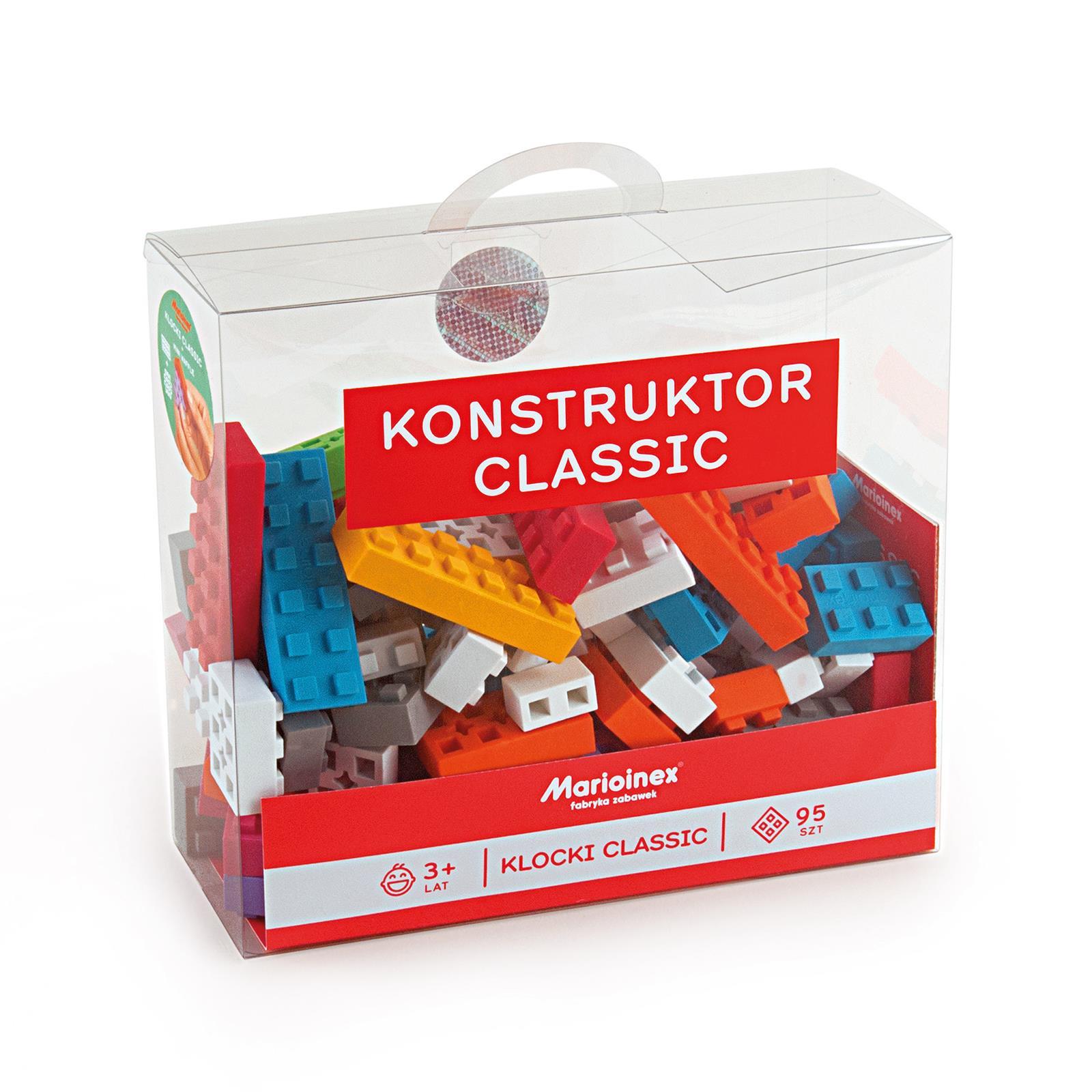 Seria Klocki Classic