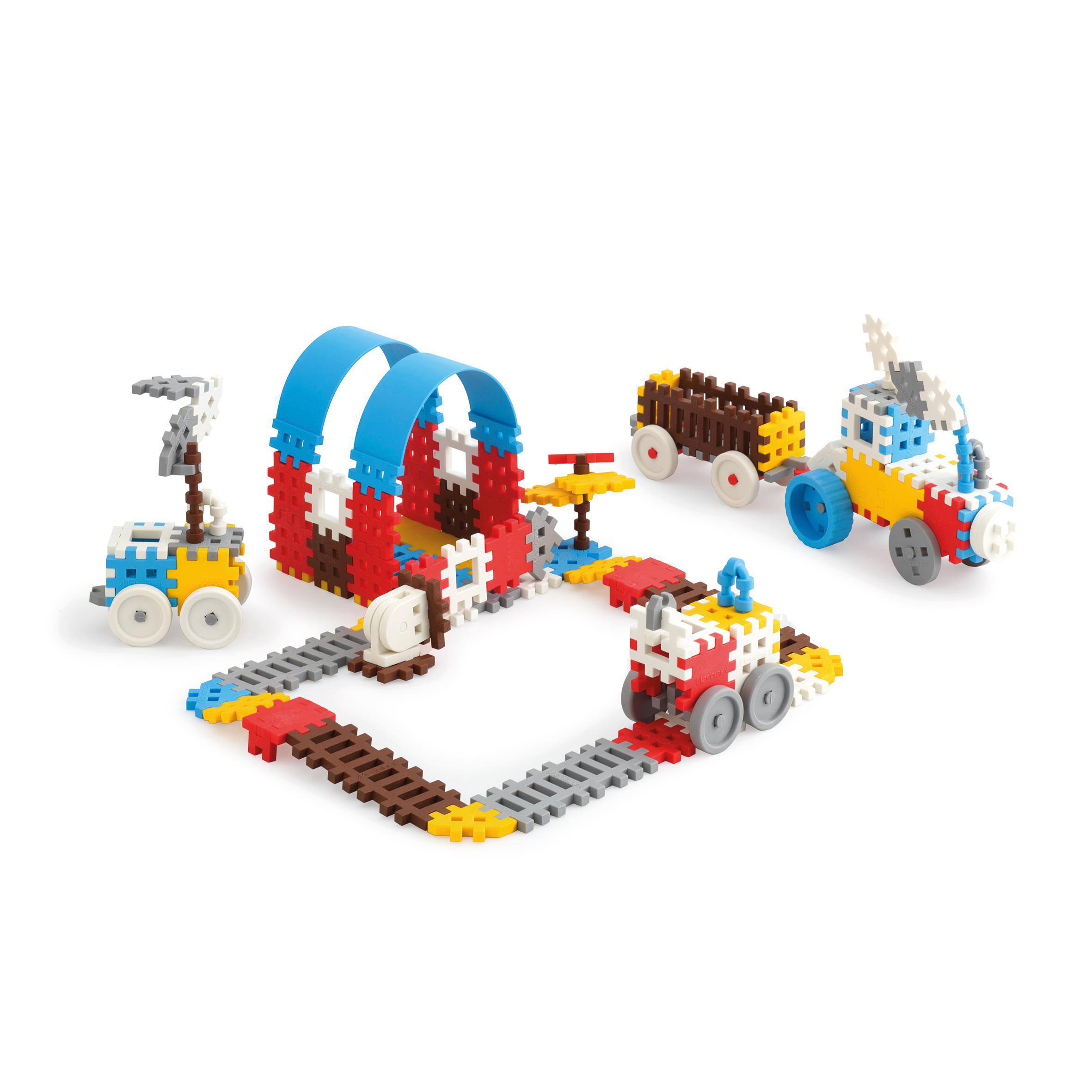 Seria Mini Waffle Konstruktor 140