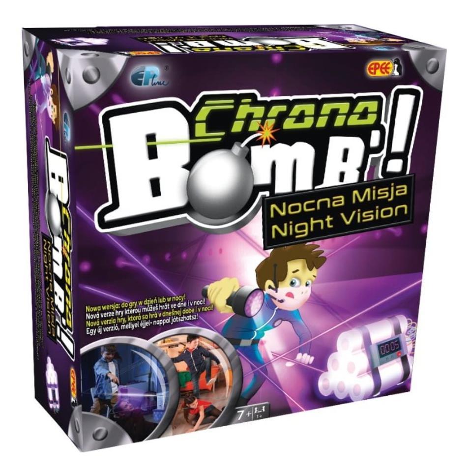 Chrono BOMB-Nocna Misja