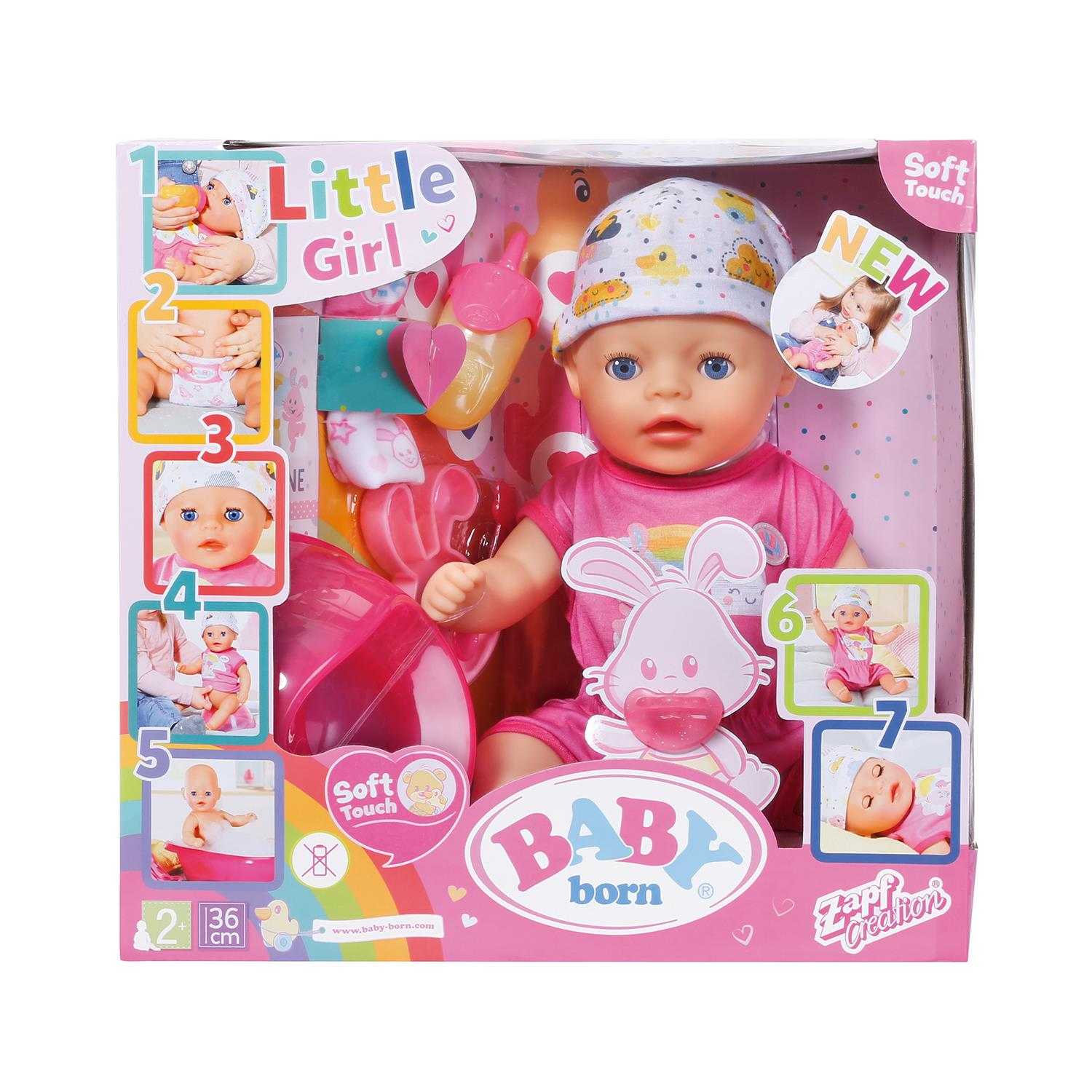 BABY born ® Soft Touch 36 cm