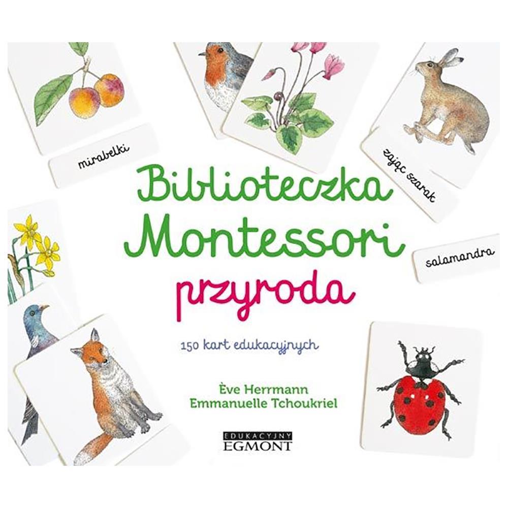Seria Biblioteczka Montessori