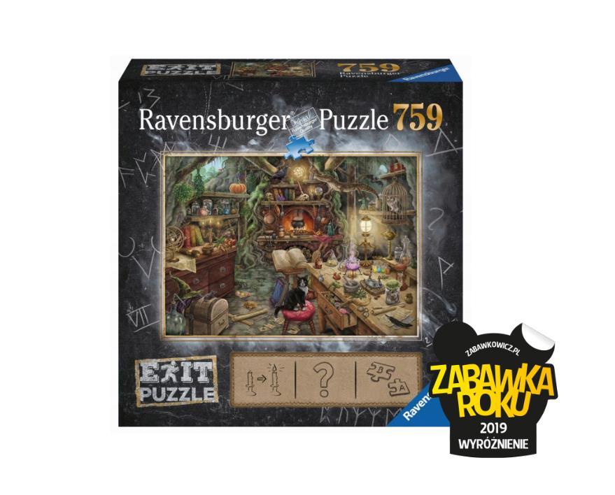 Puzzle Exit - Ravensburger