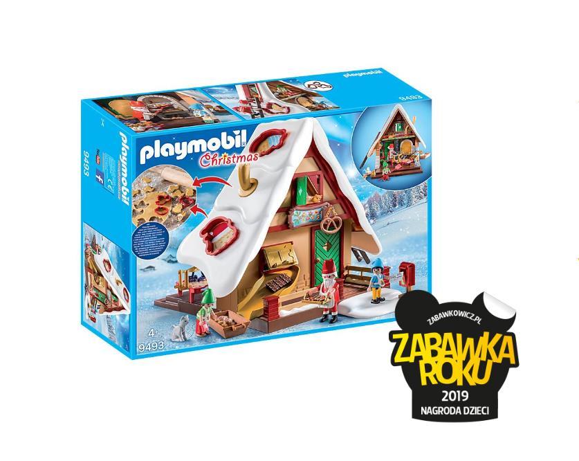 Playmobil Świąteczna piekarnia z foremkami na ciasteczka