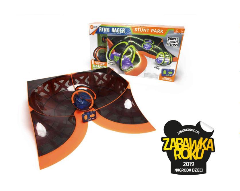 Hexbug Ring Racer + rampa