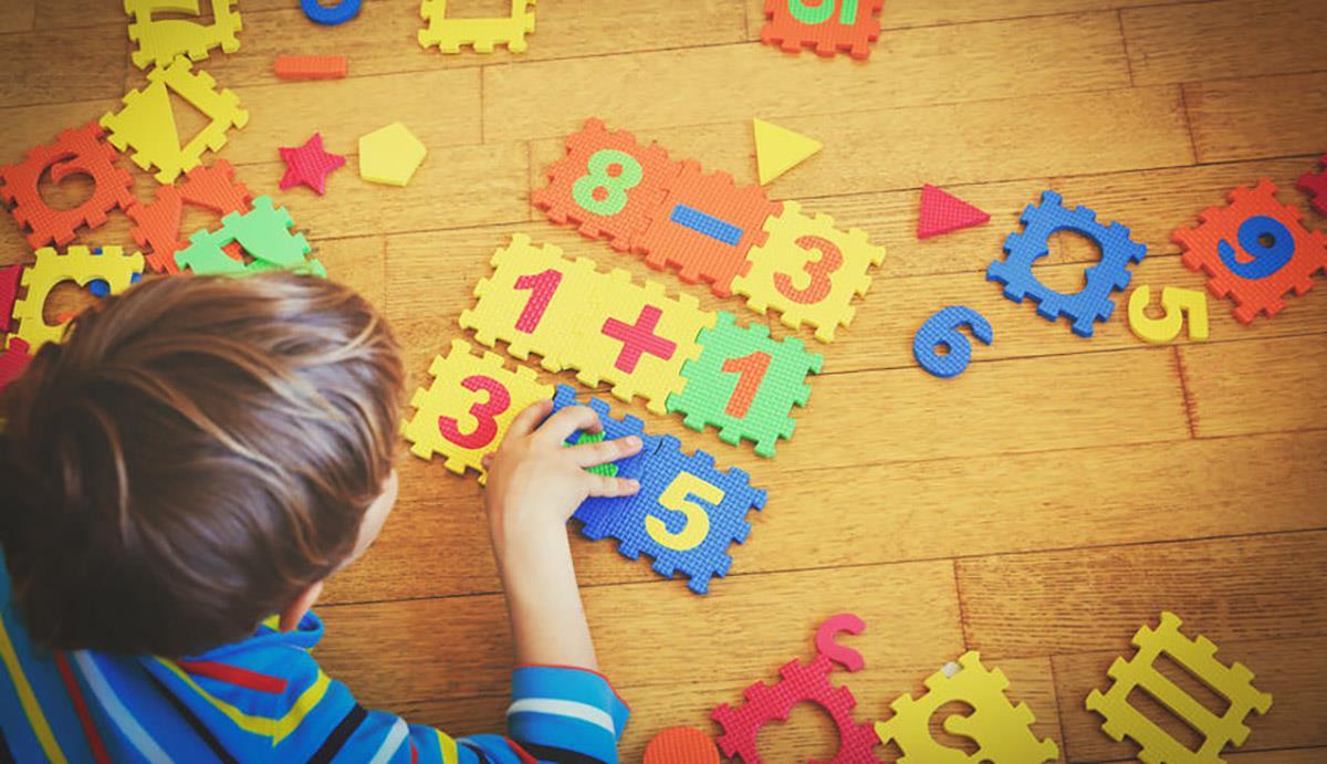 Zabawki ułatwiające naukę matematyki