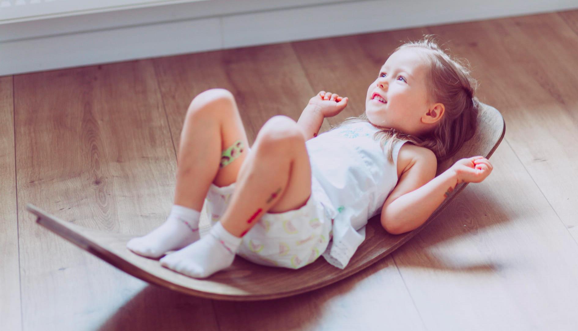 Co pomoże zrelaksować dziecko?