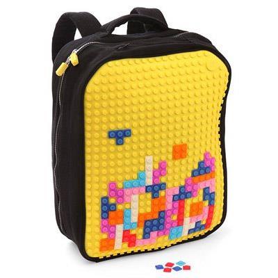 Pikselowy plecak PIXELBAGS