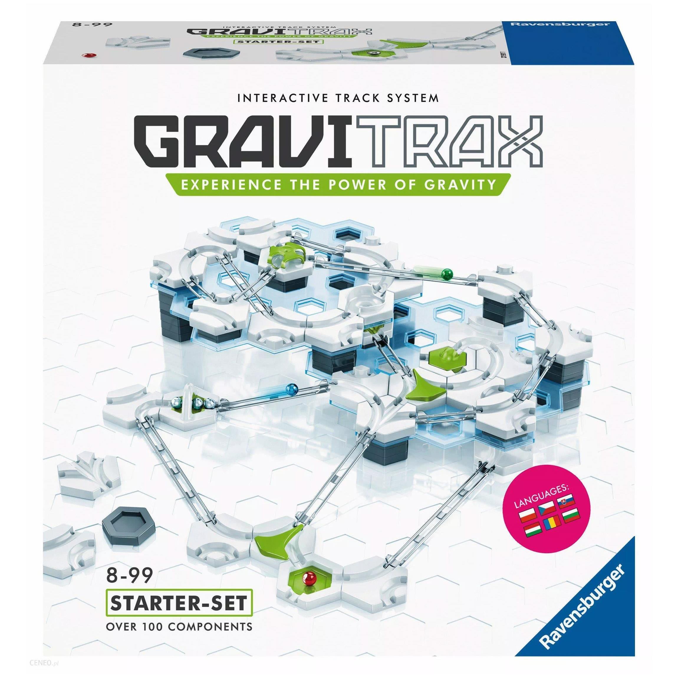 Gravitrax - Zostań konstruktorem i powstrzymaj siłę grawitacji