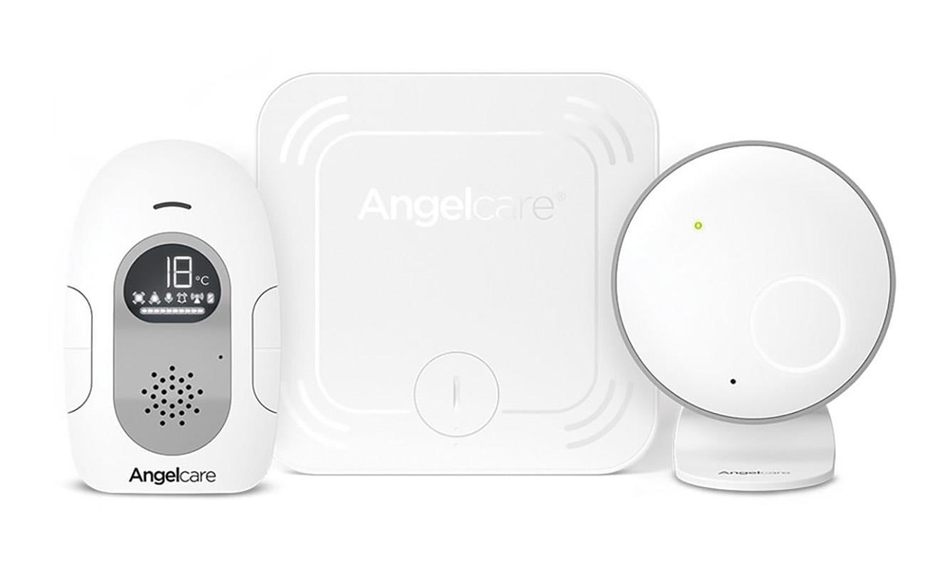 Angelcare AC127 - Niania elektroniczna audio z czujnikiem ruchu