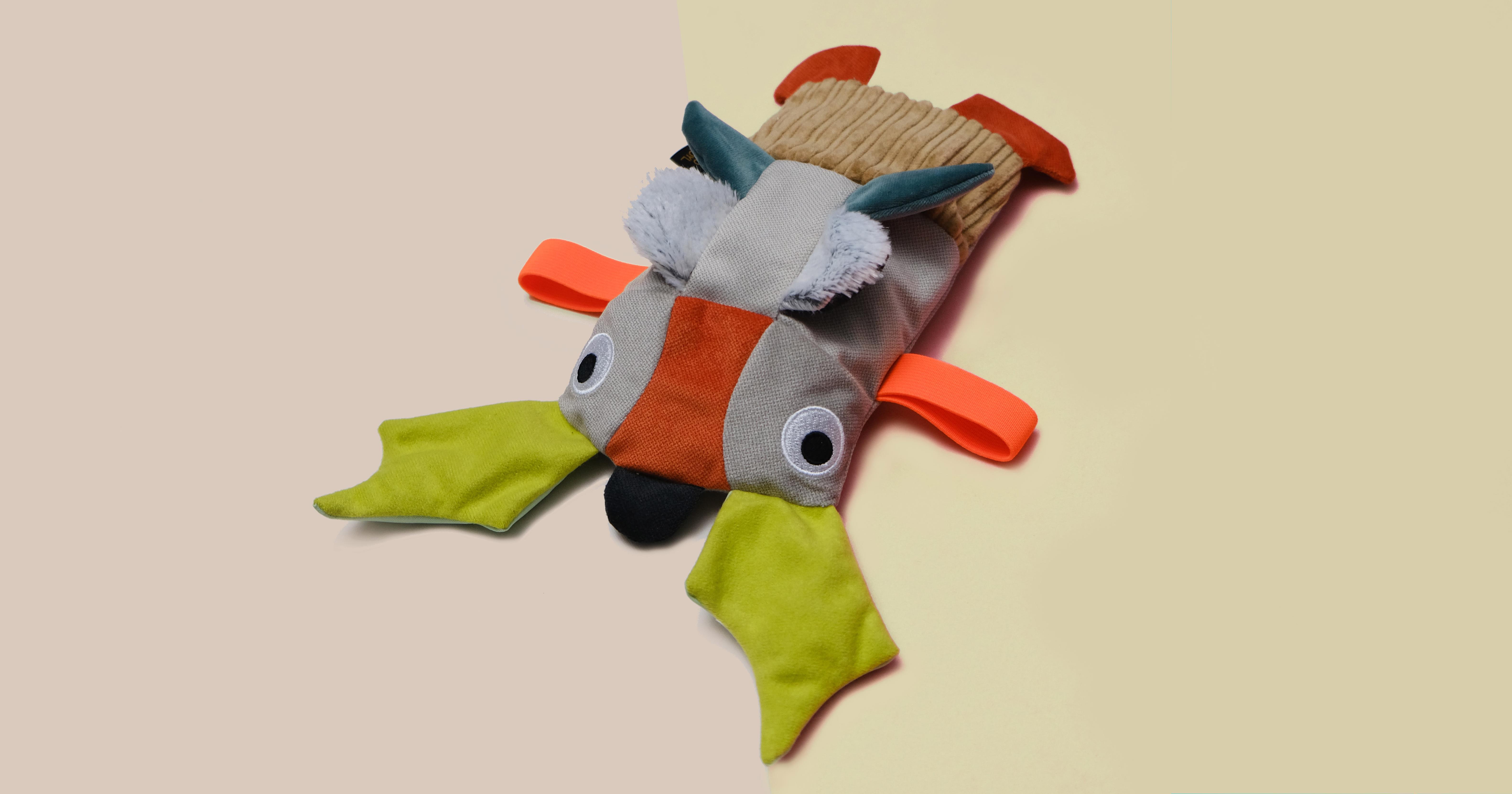Kokodyl - zabawki sensoryczne wspierające wszechstronny rozwój dzieci.