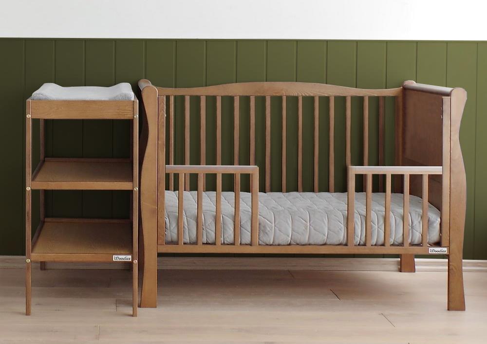 Łóżeczko niemowlęce Noble Cot Vintage