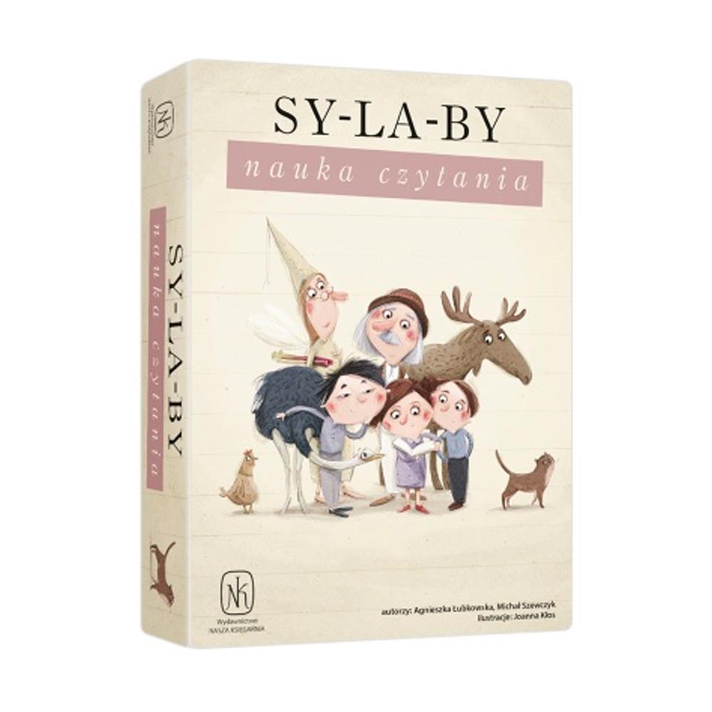 Sylaby. Nauka czytania