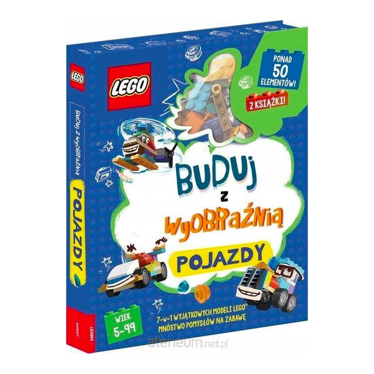 LEGO®. Buduj z wyobraźnią