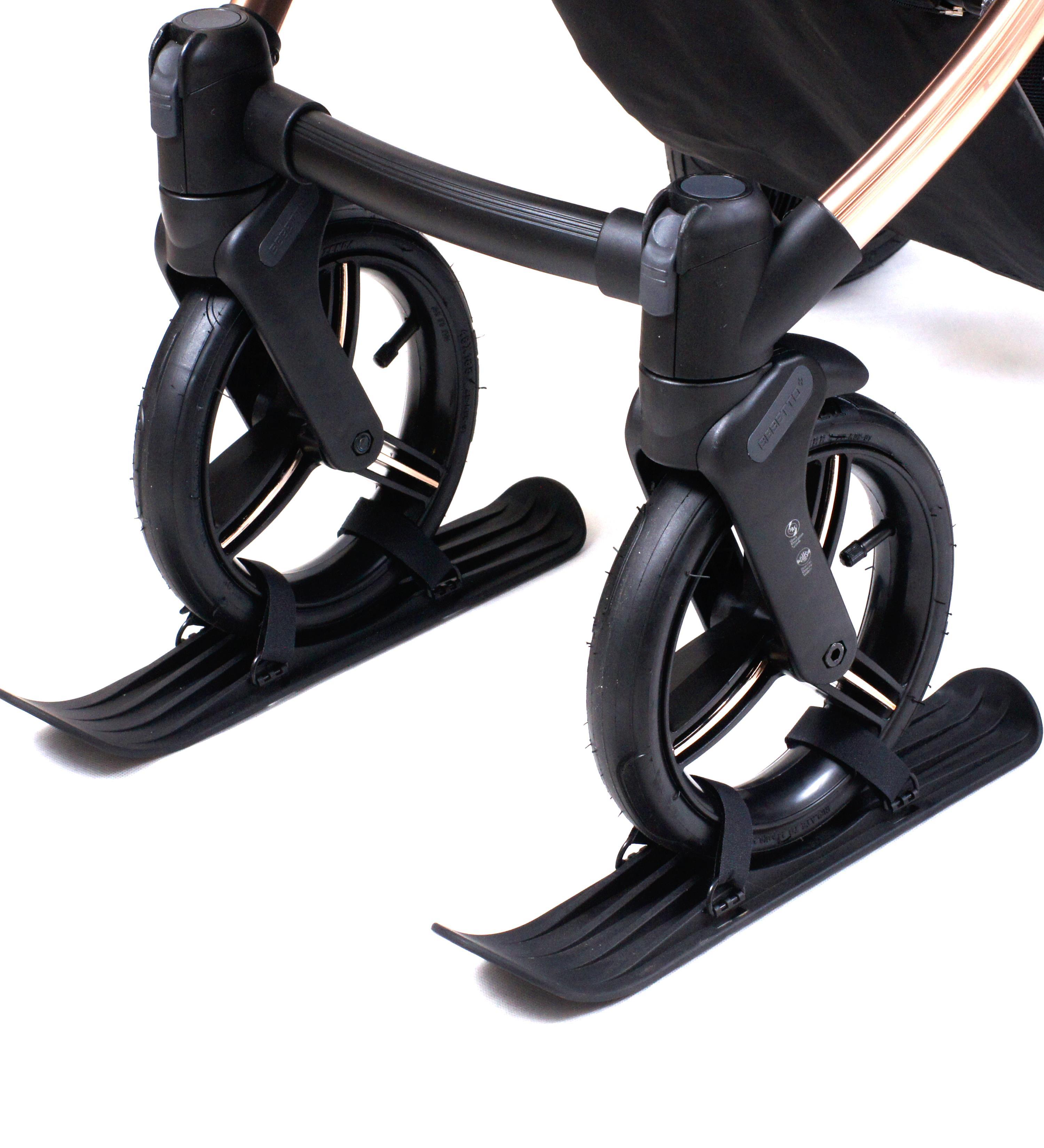 Narty do wózka dziecięcego