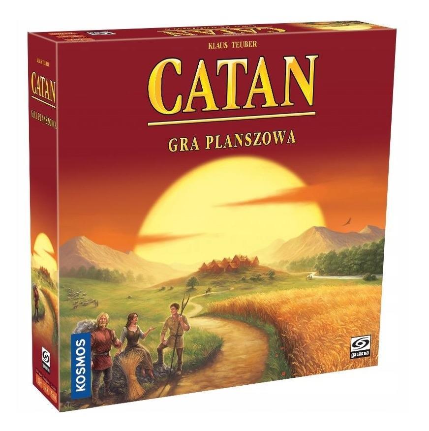 Catan: Gra planszowa