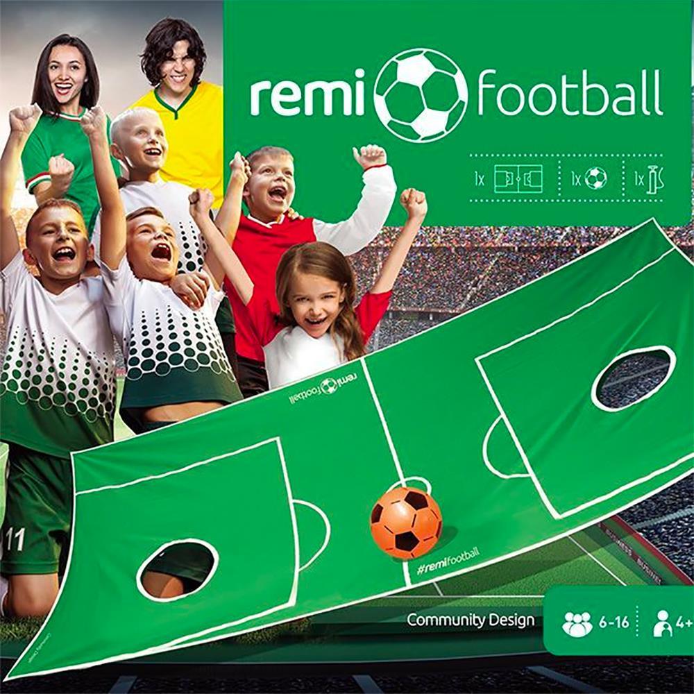 Remifootball , Remibasketball - seria