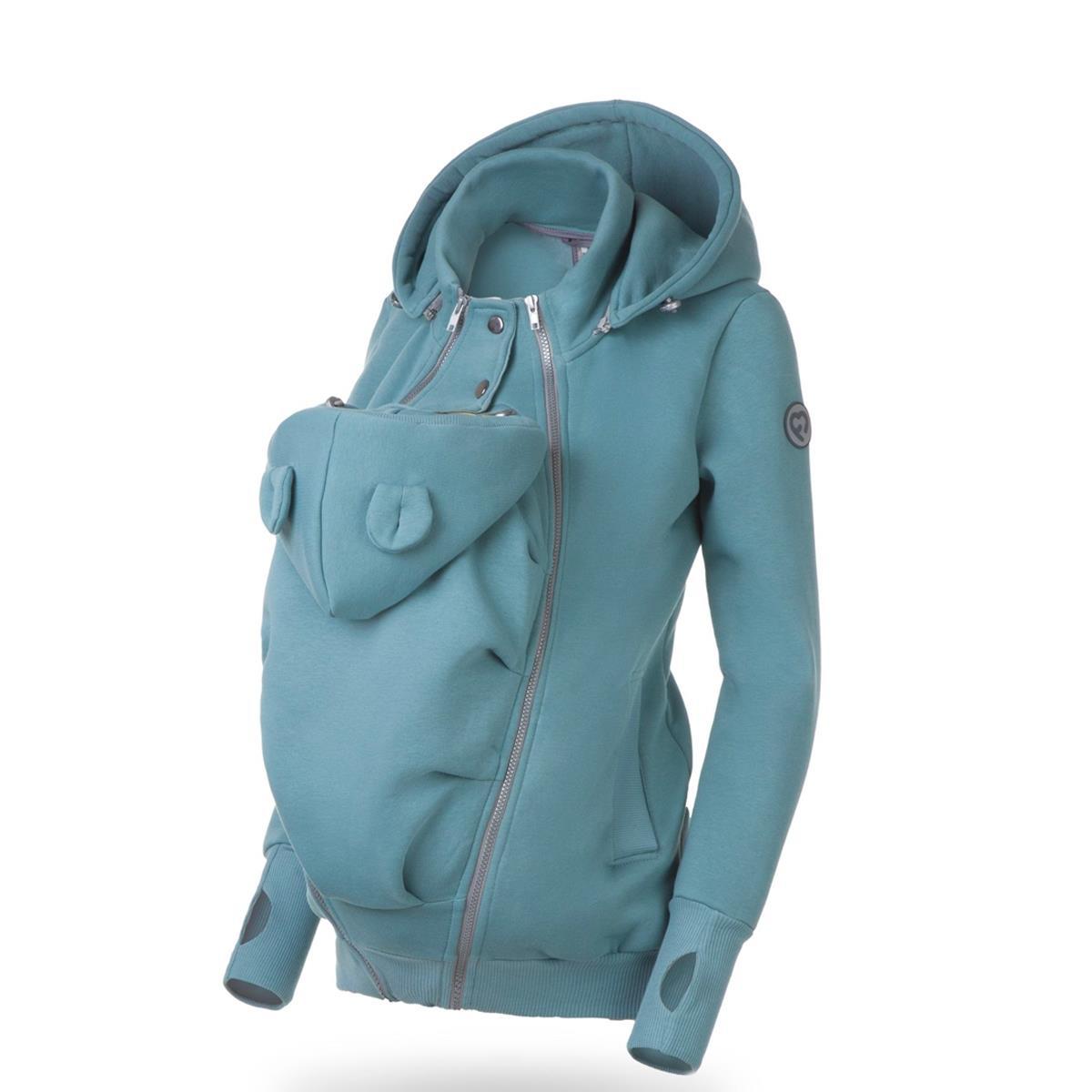 POLA Bluza ciążowa oraz do noszenia dziecka z przodu lub na plecach
