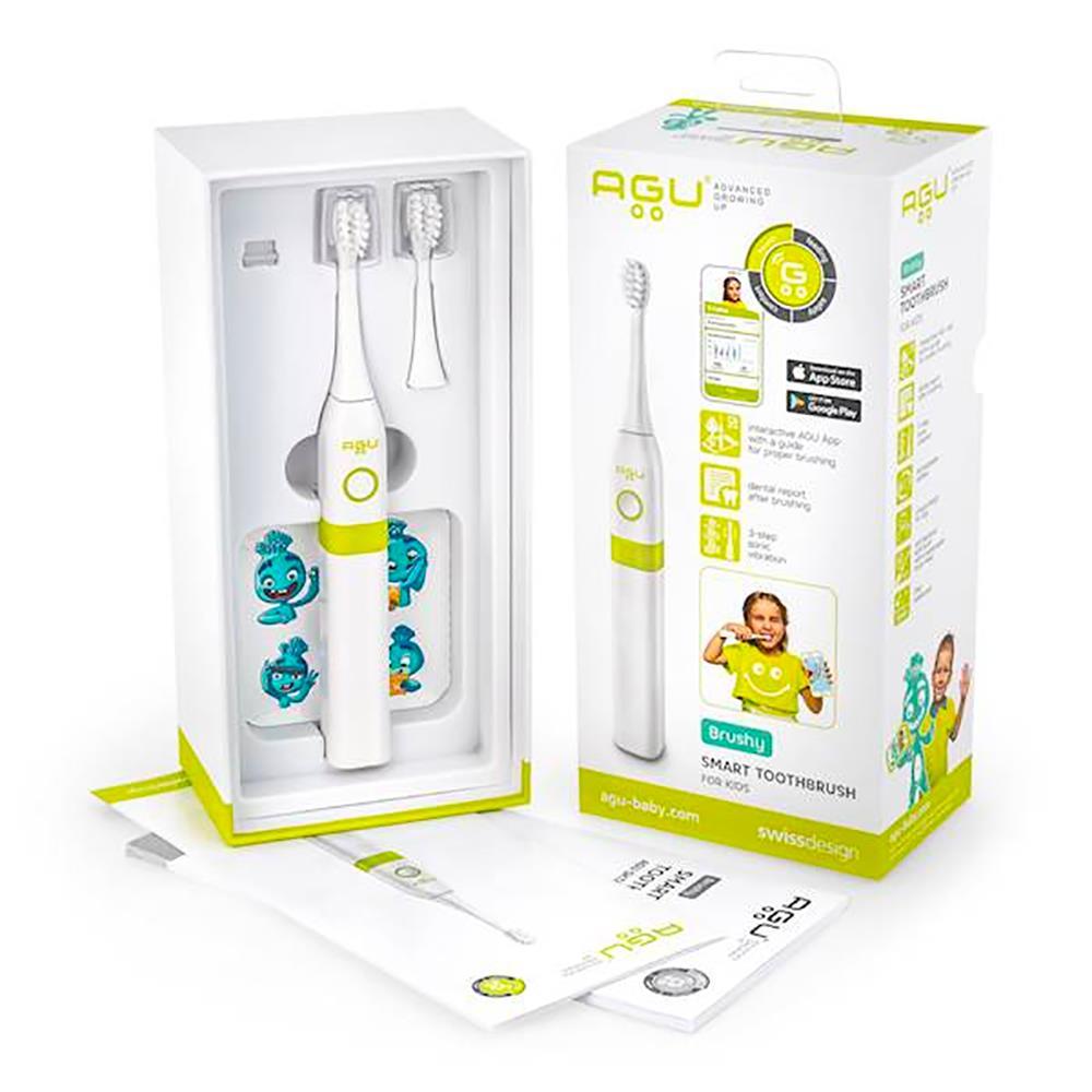 AGU BABY Smart Kids Inteligentna szczoteczka elektryczna z aplikacją AGU SKT6
