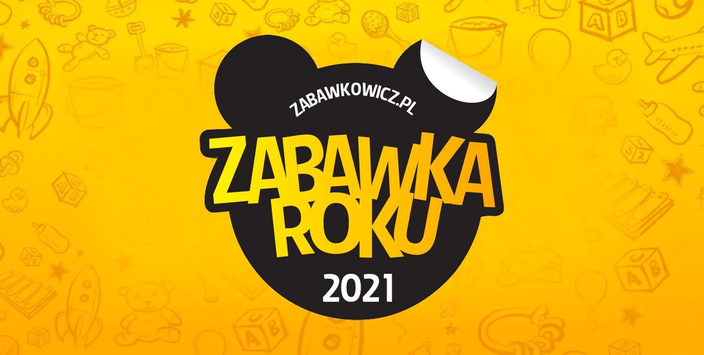 Zwycięzcy XIV Edycji Konkursu Zabawka Roku 2021