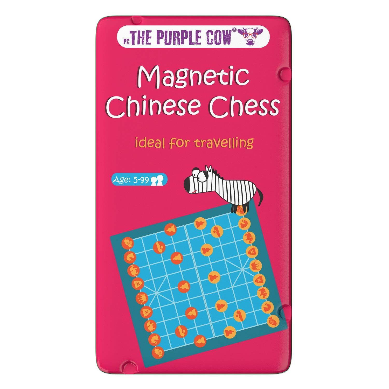 Podróżna gra magnetyczna The Purple Cow