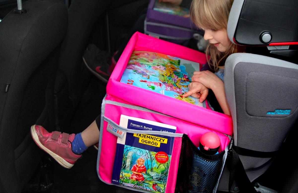 Jakie zabawki zabrać w podróż?