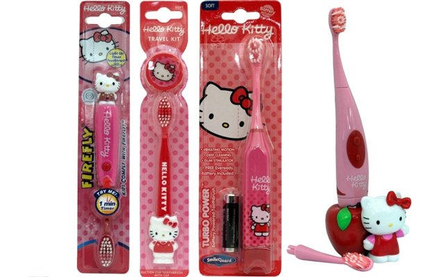 Dr. Fresh Hello Kitty