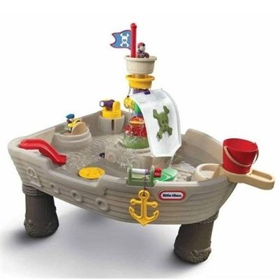 Statek piracki Anchors Away Little Tikes
