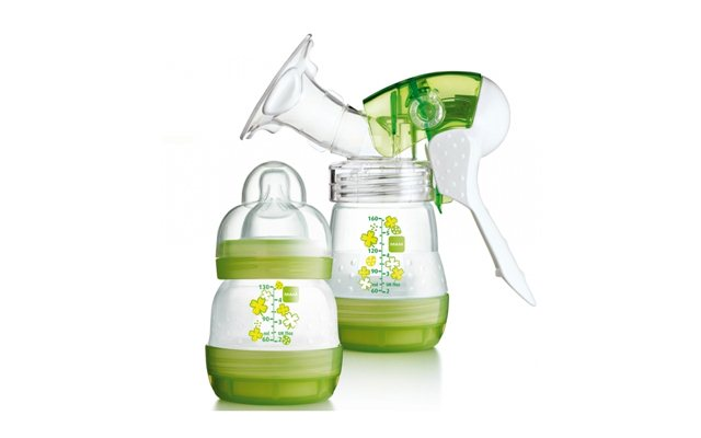 Laktator ręczny Mam Manual Breast Pump