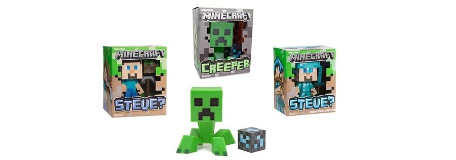 Minecraft Vinyl Figure Assortment