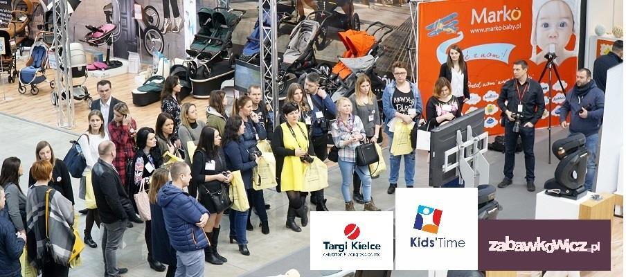 II Spotkanie Blogerek Parentingowych na Targach Kids' Time Kielce 2017