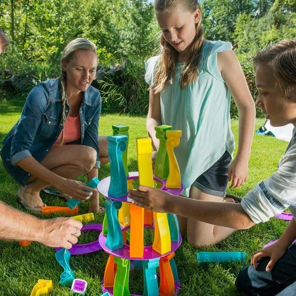OUTDOOR TOWER CRASH od TM toys