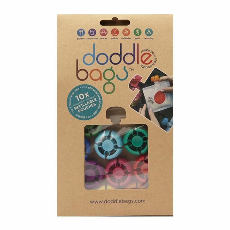 DoddleBags - rewelacyjne, proste torebki