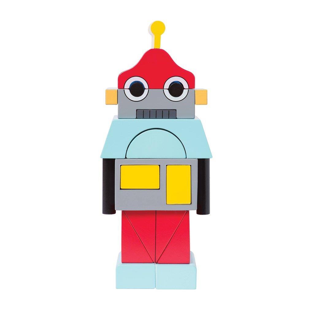 Magnetyczne klocki od od Manhattan Toy Company
