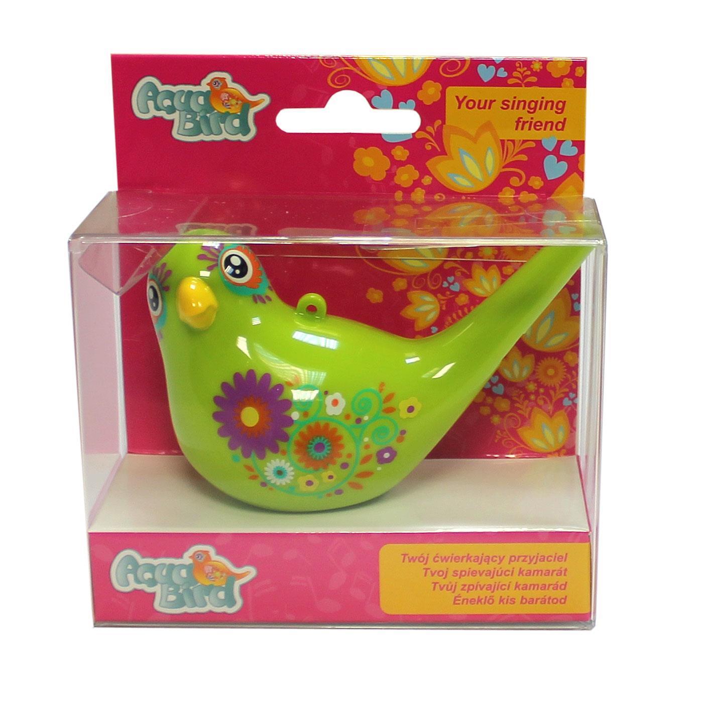 Aqua bird- wodny gwizdek