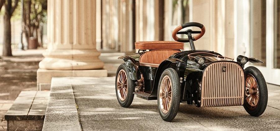 Ekskluzywne auta dla dzieci od D. Throne Family.