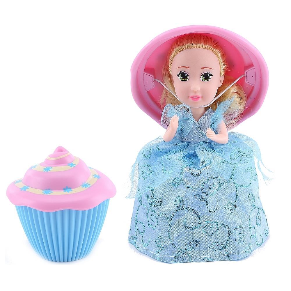 Pachnące babeczki z niespodzianką Cupcake TM Toys