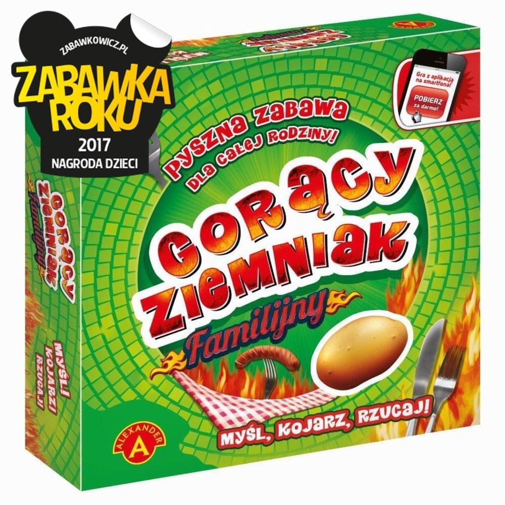 Gorący Ziemniak - seria gier planszowych