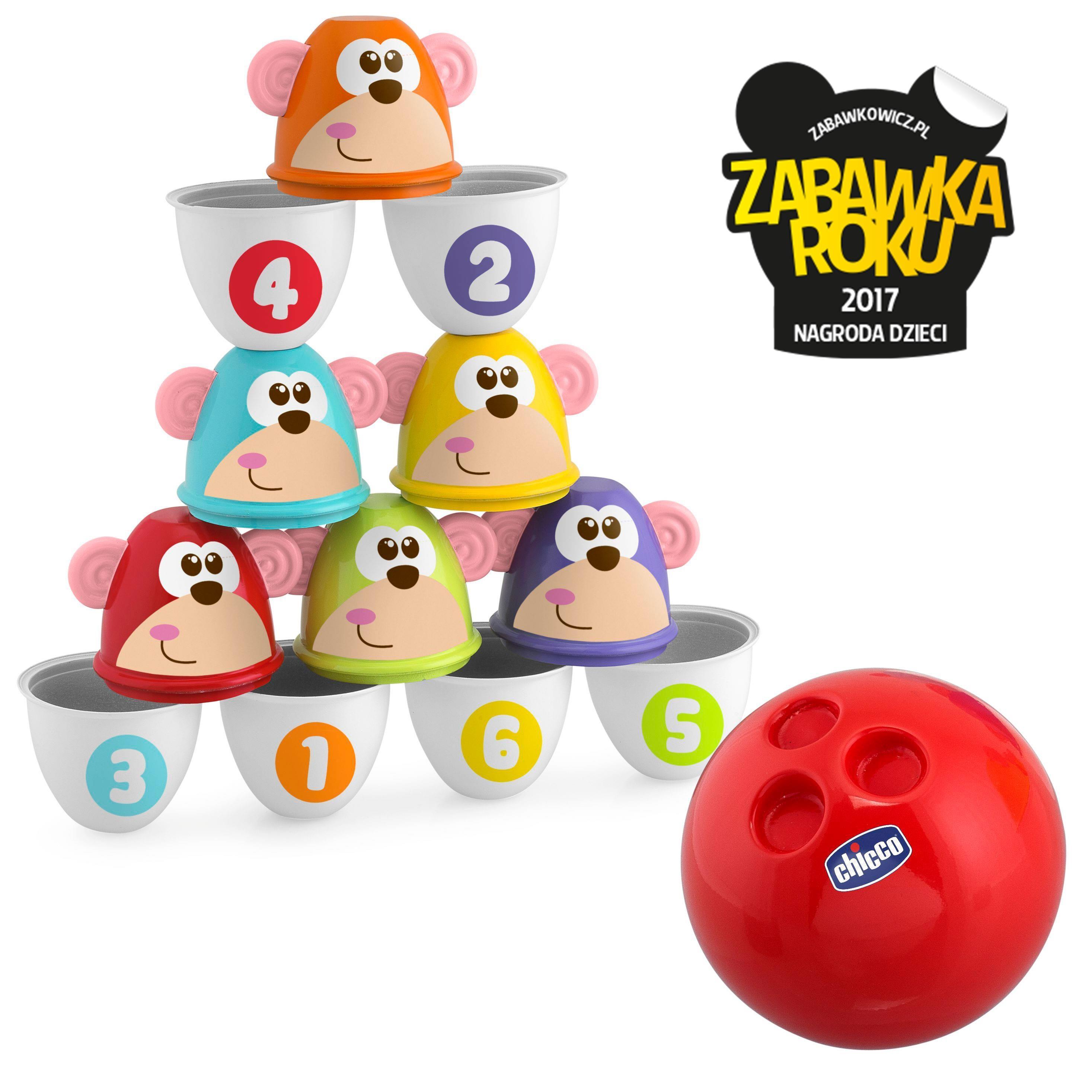 Zabawki sportowe Fit&Fun od Chicco