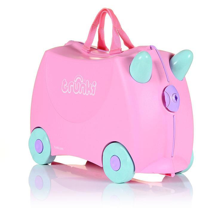 Jeżdżąca walizeczka Trunki