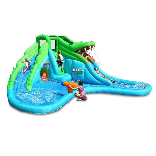 Zjeżdżalnia wodna Krokodyl od HappyHop