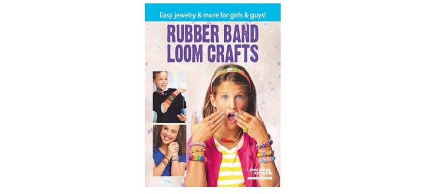 Rubber Band Loom Crafts: Easy Jewelry & More for Girls & Guys!