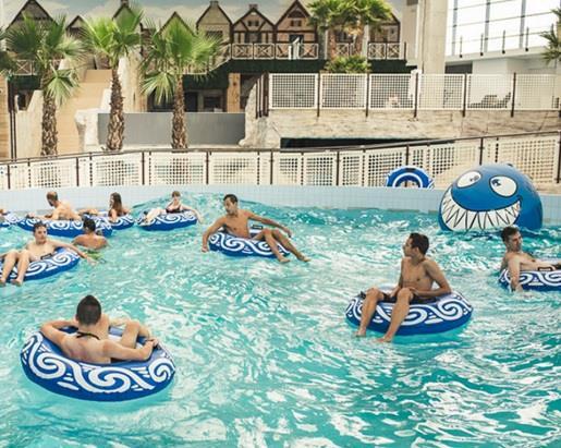 Aquapark Reda z rekinami!