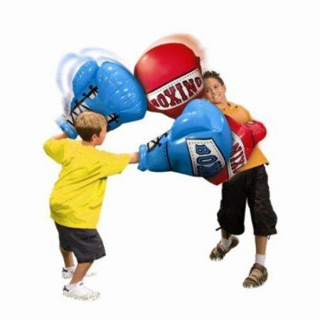 Mega rękawice bokserskie