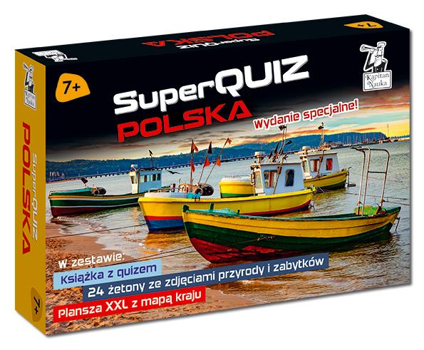 Pakiet SuperQuiz Polska, Kapitan Nauka, Edgard